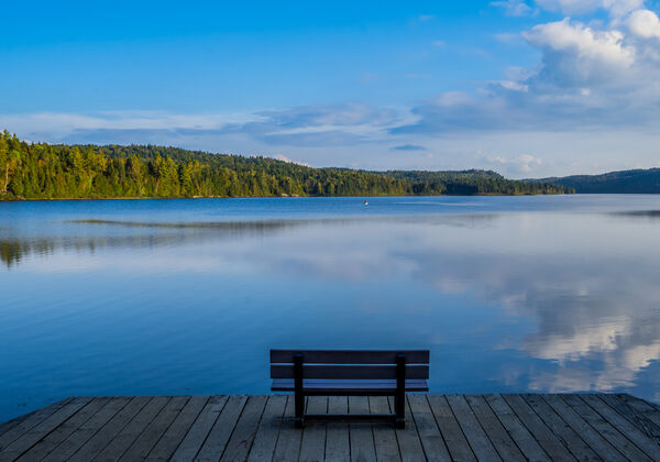parc-national-mauricie-lac-banc