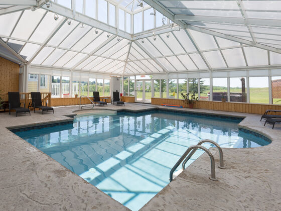 Piscine Auberge West Brome