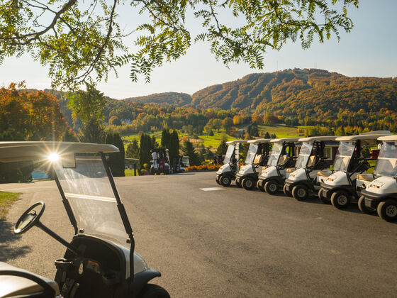chateau bromont golf