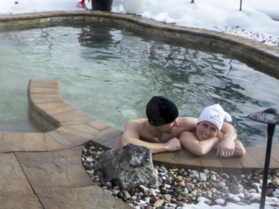 manoir du lac william - Spa couple
