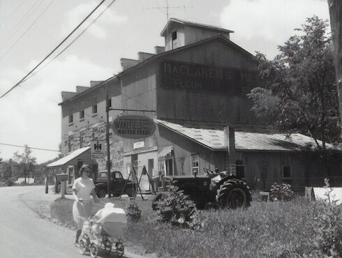 Wakefield Mill Hotel & Spa Outaouais A building full of history