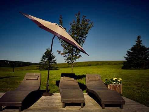 Auberge West Brome Eastern Townships  outdoor relaxation