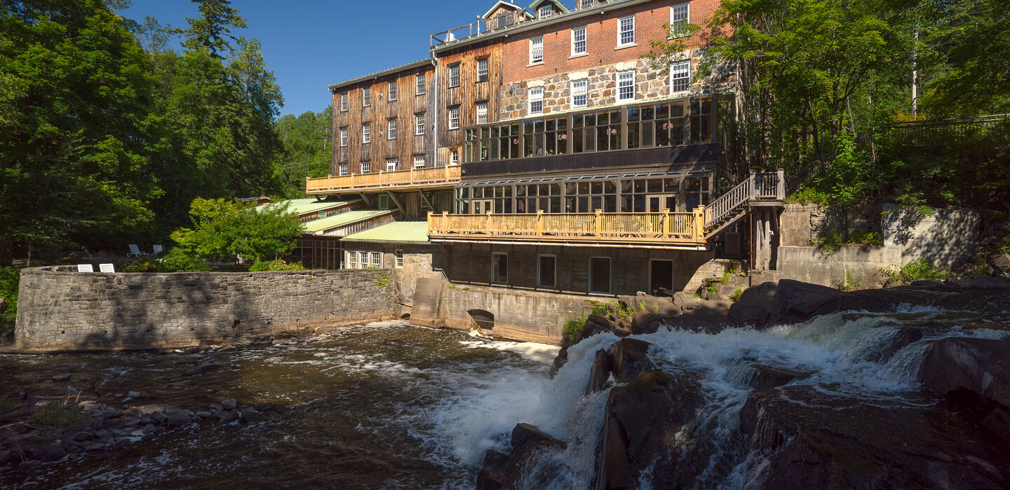 Wakefield Mill Hotel & Spa Outaouais