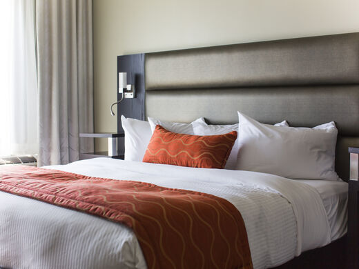 Hotel Levesque Bas-Saint-Laurent Signature Suites